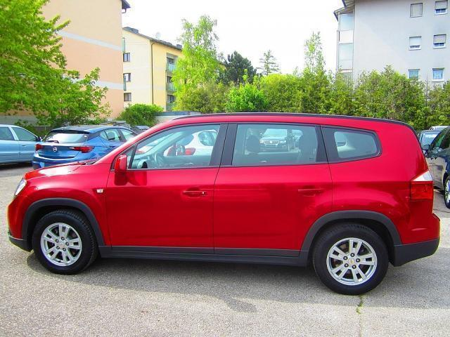verkauft chevrolet orlando 1 8 lt gebraucht 2012 km in traun. Black Bedroom Furniture Sets. Home Design Ideas