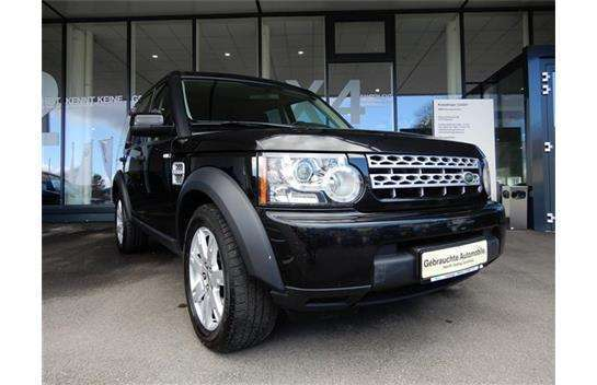 gebraucht 3 0 tdv6 s dpf land rover discovery 4 2012 km in haslach. Black Bedroom Furniture Sets. Home Design Ideas