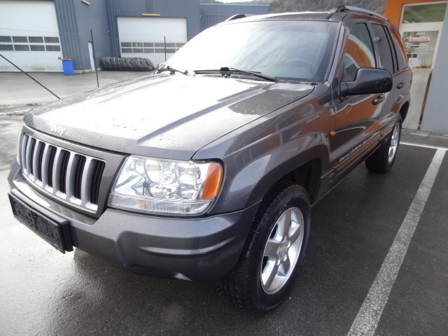 verkauft jeep grand cherokee limited 2 gebraucht 2004 km in anger. Black Bedroom Furniture Sets. Home Design Ideas
