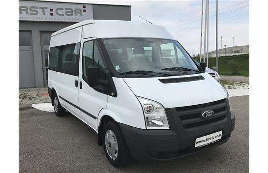 verkauft ford transit 9 sitzer bus mit gebraucht 2011 km in st p lten. Black Bedroom Furniture Sets. Home Design Ideas