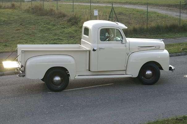 verkauft ford v8 pickup f1 gebraucht 1950 km in wiener neustadt land. Black Bedroom Furniture Sets. Home Design Ideas