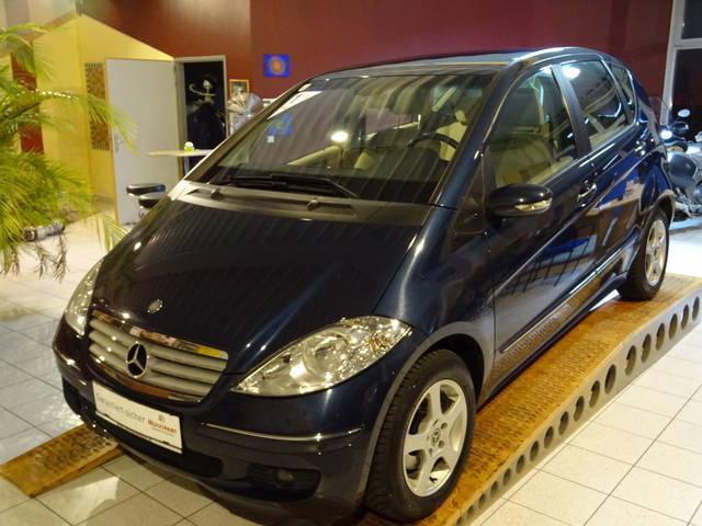 Verkauft mercedes a150 elegance sport gebraucht 2007 for Auto stockerau