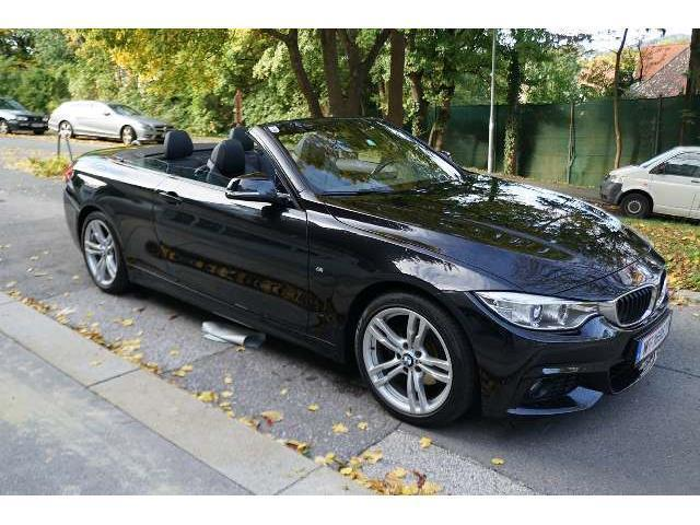 verkauft bmw 420 4er reihe d cabrio s gebraucht 2014 km in wien. Black Bedroom Furniture Sets. Home Design Ideas