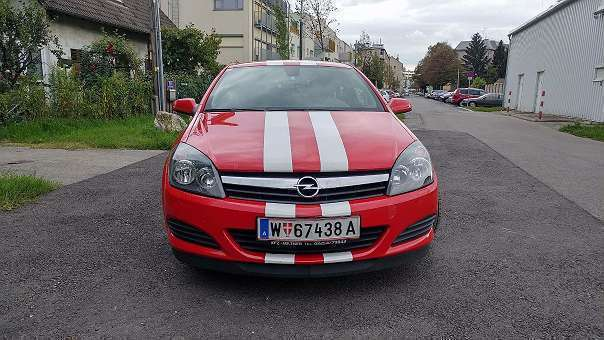 verkauft opel astra gtc sportwagen c gebraucht 2006 km in wien. Black Bedroom Furniture Sets. Home Design Ideas
