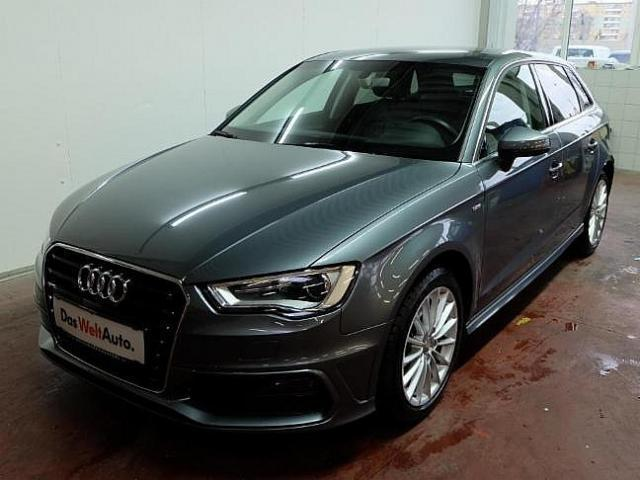 verkauft audi a3 sportback 1 4 tfsi in gebraucht 2016 km in wien. Black Bedroom Furniture Sets. Home Design Ideas
