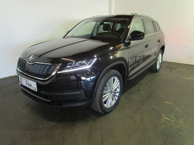 verkauft skoda kodiaq 2 0 tdi scr 4x4 gebraucht 2017 200 km in gnas. Black Bedroom Furniture Sets. Home Design Ideas
