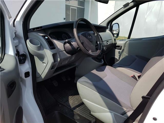 Gebraucht Opel Vivaro Combi L1h1 2 0 Cdti 7t