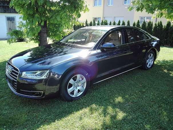 Audi a8 2016 gebraucht 11
