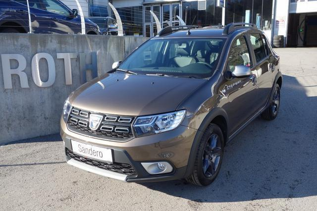 verkauft dacia sandero stepway sensati gebraucht 2016 6 km in hermagor. Black Bedroom Furniture Sets. Home Design Ideas