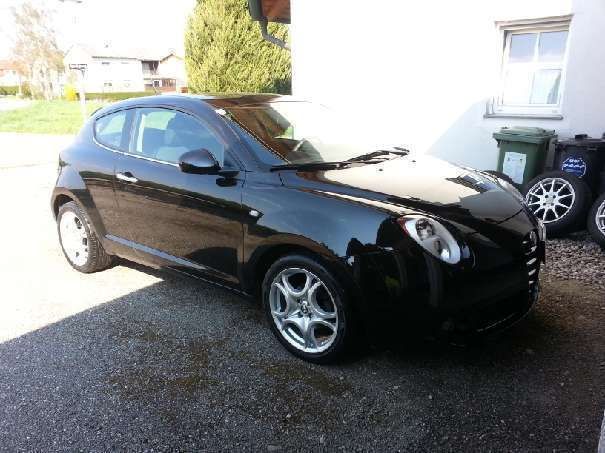 verkauft alfa romeo mito sportwagen gebraucht 2011 km in linz land. Black Bedroom Furniture Sets. Home Design Ideas