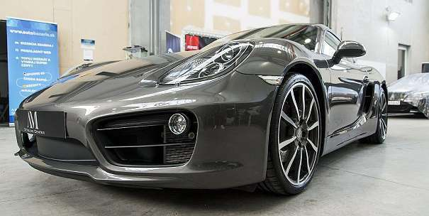 verkauft porsche cayman s sportwagen gebraucht 2013 km in slowakei. Black Bedroom Furniture Sets. Home Design Ideas
