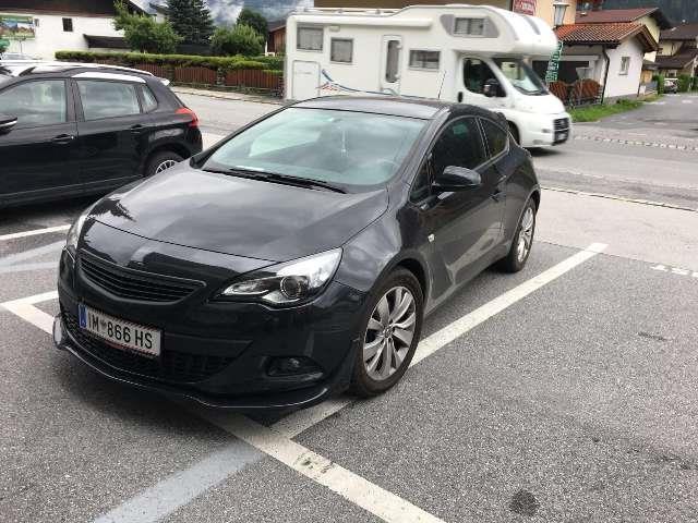 Opel astra gtc gebrauchtwagen