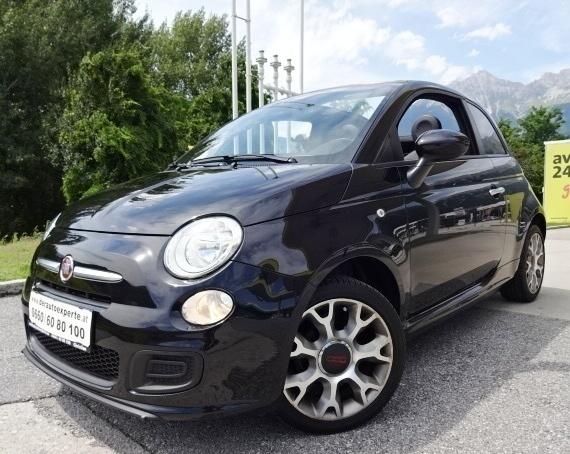1 4 Gebraucht Fiat 500c 2 69 500s Nur 24 Ooo Km Wie