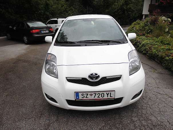 verkauft toyota yaris 1 4 d 4d sol kom gebraucht 2011 km in finkenberg. Black Bedroom Furniture Sets. Home Design Ideas