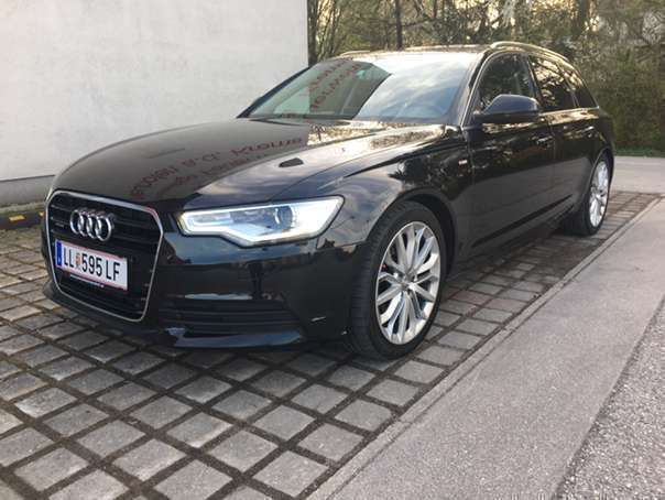 verkauft audi a6 avant 3 0 tdi quattro gebraucht 2012 km in piberbach. Black Bedroom Furniture Sets. Home Design Ideas