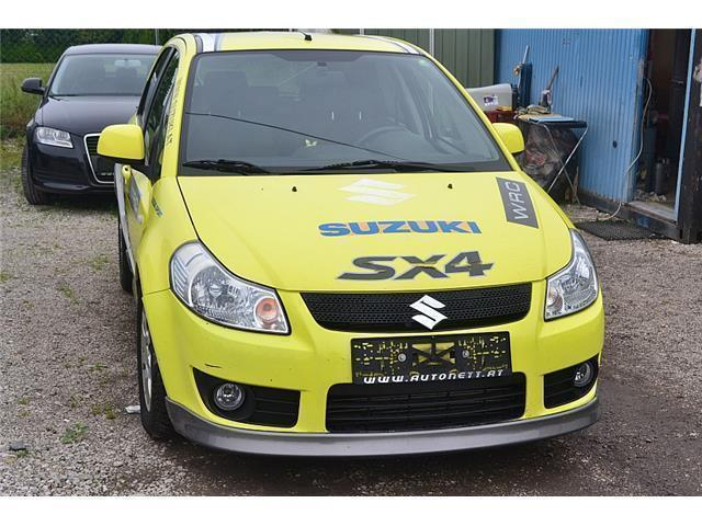 verkauft suzuki sx4 1 9 gl a ddis wrc gebraucht 2008 km in pasching. Black Bedroom Furniture Sets. Home Design Ideas