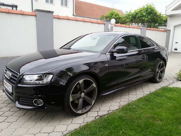 verkauft audi a5 coupe 2 0 tsfi s line gebraucht 2011. Black Bedroom Furniture Sets. Home Design Ideas