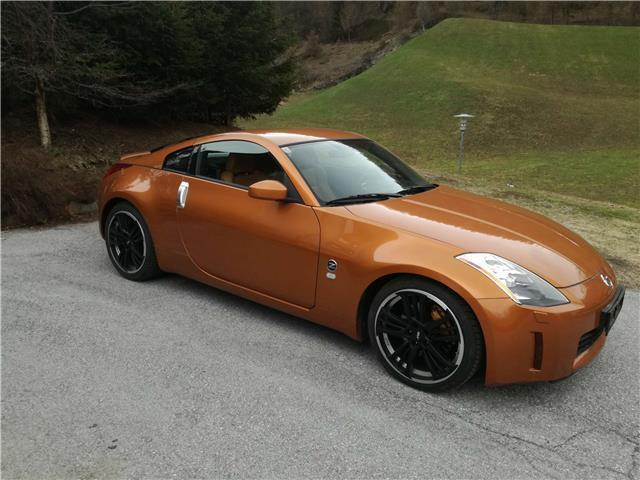 gebraucht premium pack nissan 350z 2003 km in s lden. Black Bedroom Furniture Sets. Home Design Ideas
