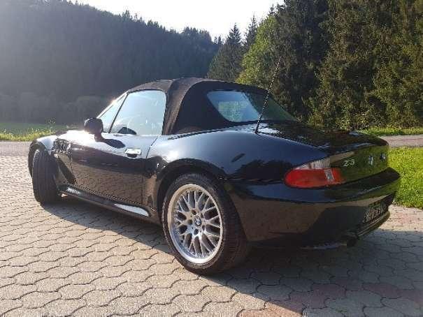 verkauft bmw z3 cabrio roadster gebraucht 2001 126. Black Bedroom Furniture Sets. Home Design Ideas