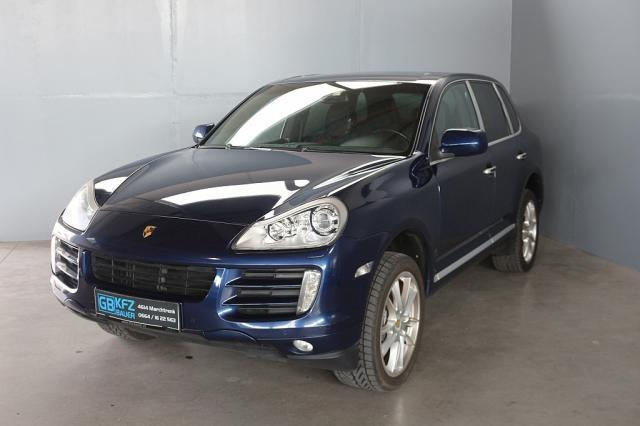 verkauft porsche cayenne 3 6 tiptronic gebraucht 2009 km in marchtrenk. Black Bedroom Furniture Sets. Home Design Ideas