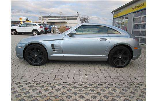 verkauft chrysler crossfire 3 2 v6 aut gebraucht 2004 km in hofkirchen im m h. Black Bedroom Furniture Sets. Home Design Ideas
