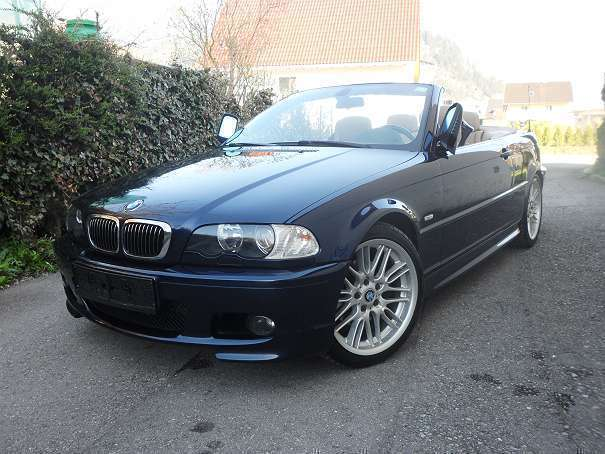 verkauft bmw 325 cabriolet 3er reihe c gebraucht 2002 km in ludesch. Black Bedroom Furniture Sets. Home Design Ideas