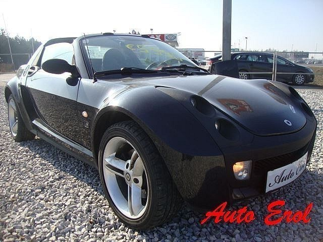 gebraucht roadster roadster softip cabrio smart roadster 2005 km in marchtrenk. Black Bedroom Furniture Sets. Home Design Ideas