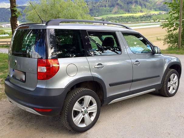 verkauft skoda yeti 2 0 tdi 4x4 dsg au gebraucht 2011. Black Bedroom Furniture Sets. Home Design Ideas
