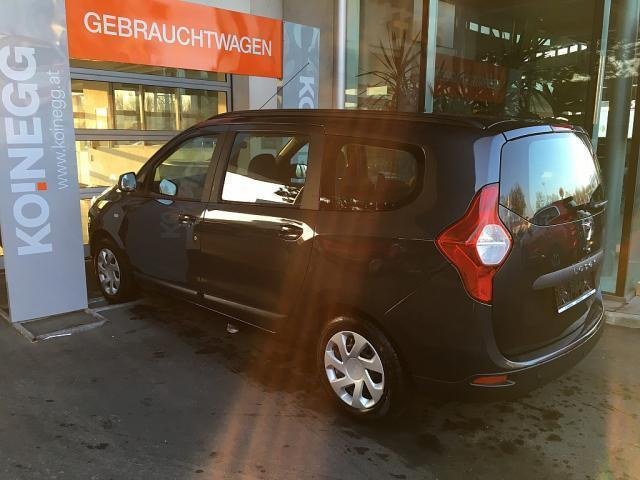 verkauft dacia lodgy laur ate dci 90 s gebraucht 2016 200 km in eisenstadt. Black Bedroom Furniture Sets. Home Design Ideas