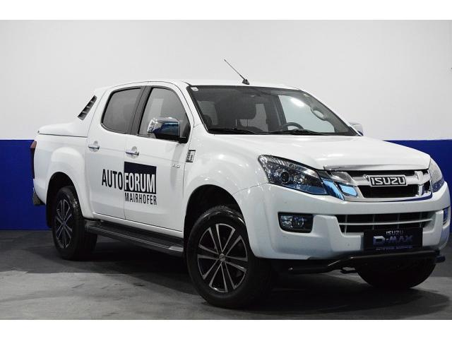 verkauft isuzu d max double cab 2 5 cu gebraucht 2016. Black Bedroom Furniture Sets. Home Design Ideas