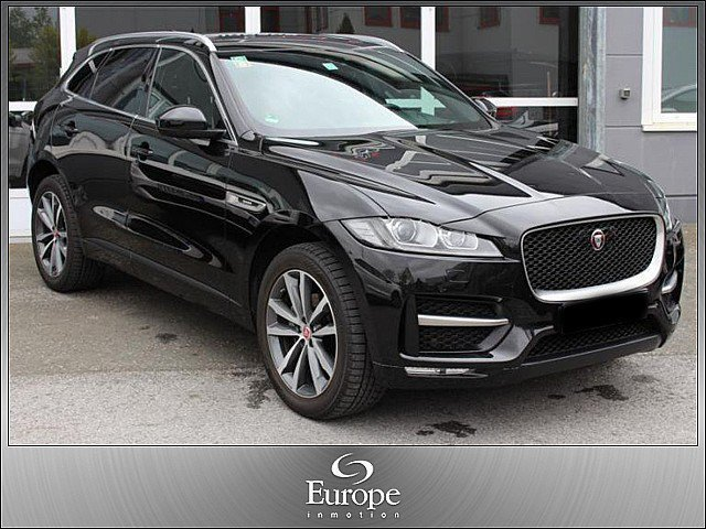 verkauft jaguar f pace 20d r sport aw gebraucht 2016. Black Bedroom Furniture Sets. Home Design Ideas