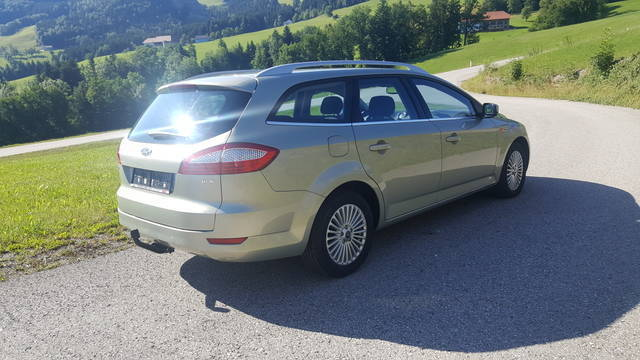verkauft ford mondeo traveller titaniu gebraucht 2009 km in ertl. Black Bedroom Furniture Sets. Home Design Ideas