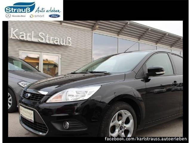 Verkauft ford ecosport focus1 4 gebraucht 2010 for Auto stockerau