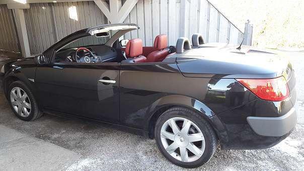 verkauft renault m gane cabriolet cabr gebraucht 2007 km in villach. Black Bedroom Furniture Sets. Home Design Ideas