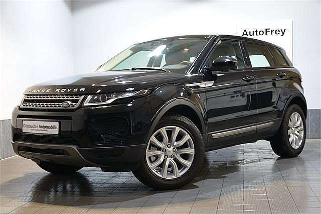 verkauft land rover range rover evoque gebraucht 2018. Black Bedroom Furniture Sets. Home Design Ideas