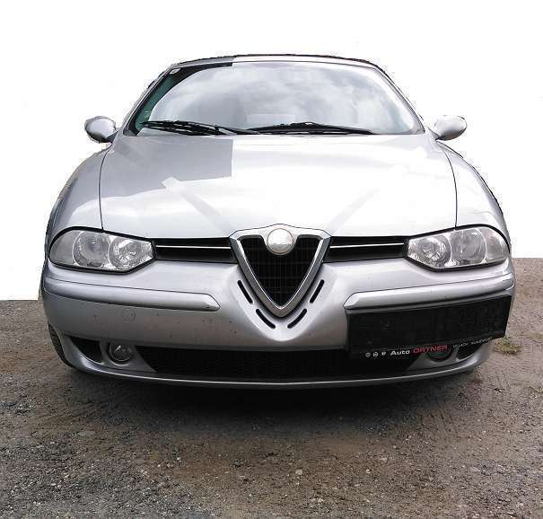 verkauft alfa romeo 156 1 6 twin spark gebraucht 2002 km in villach land. Black Bedroom Furniture Sets. Home Design Ideas