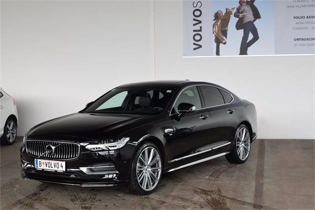 verkauft volvo s90 d5 awd inscription gebraucht 2016 km in lauterach. Black Bedroom Furniture Sets. Home Design Ideas