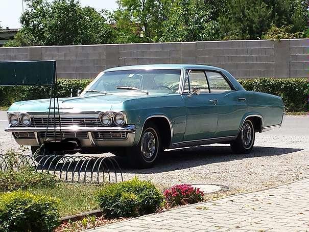 gebraucht limousine chevrolet impala 1964 km in. Black Bedroom Furniture Sets. Home Design Ideas