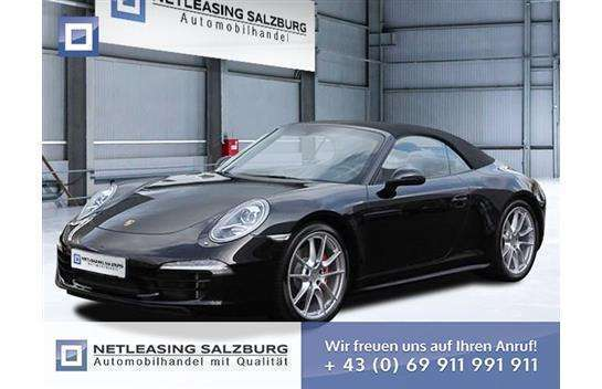 verkauft porsche 911 carrera 4s cabrio gebraucht 2014 km in. Black Bedroom Furniture Sets. Home Design Ideas