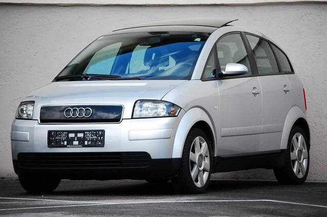 verkauft audi a2 1 4 xtend open sky gebraucht 2002 km in rottenmann. Black Bedroom Furniture Sets. Home Design Ideas