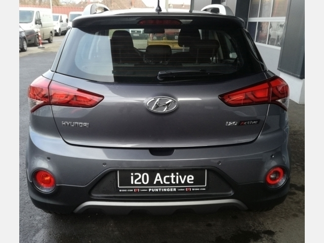 gebraucht active 1 4 crdi comfort hyundai i20 2016 km 15 in leoben. Black Bedroom Furniture Sets. Home Design Ideas