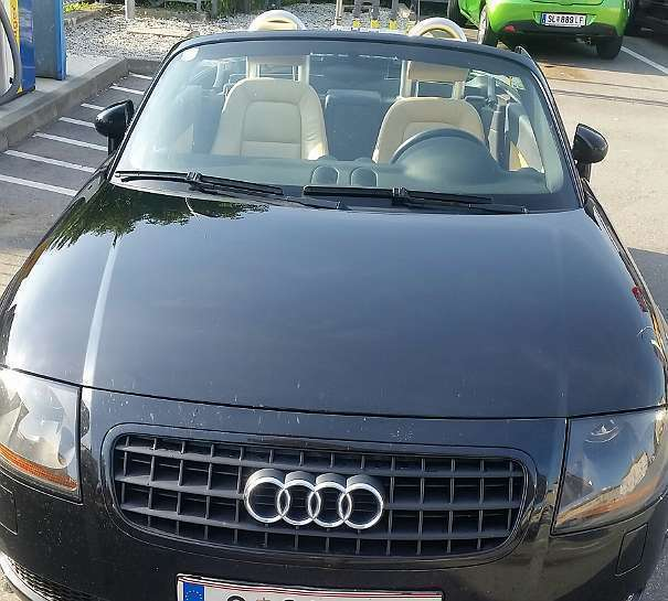 verkauft audi tt roadster tt roadster gebraucht 2005 km in salzburg. Black Bedroom Furniture Sets. Home Design Ideas