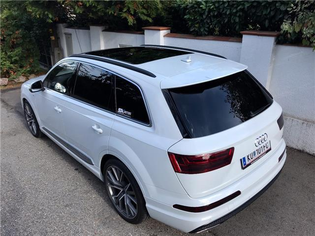 verkauft audi q7 3 0 tdi 3x s line qua gebraucht 2015 km in wien. Black Bedroom Furniture Sets. Home Design Ideas
