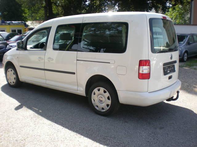 verkauft vw caddy maxi life 2 0 ecofuel gebraucht 2010 km in feldkirchen bei graz. Black Bedroom Furniture Sets. Home Design Ideas