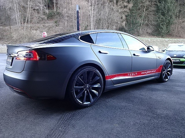 verkauft tesla model s 90d einzelst c gebraucht 2016 1. Black Bedroom Furniture Sets. Home Design Ideas