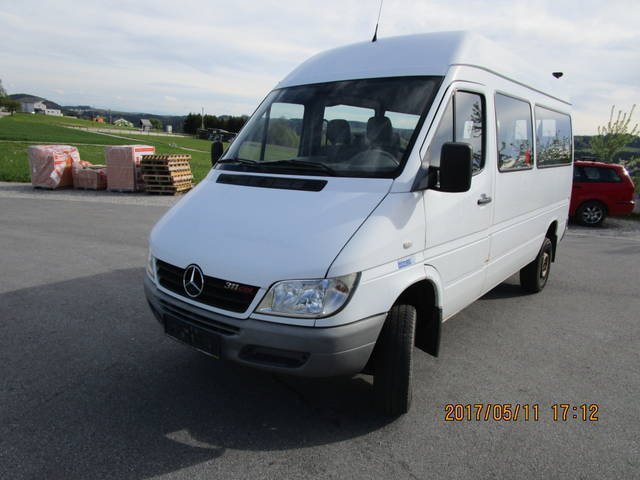 Mercedes Sprinter Allrad Gebraucht Watchscouth Com