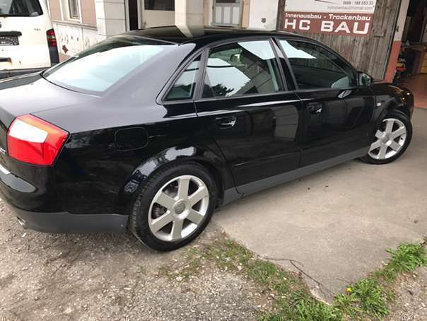 verkauft audi a4 s4 limousine gebraucht 2002 km in mauthausen. Black Bedroom Furniture Sets. Home Design Ideas