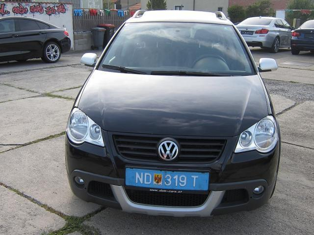 verkauft vw polo cross crosspolo 1 4 t gebraucht 2006 km in winden am see. Black Bedroom Furniture Sets. Home Design Ideas