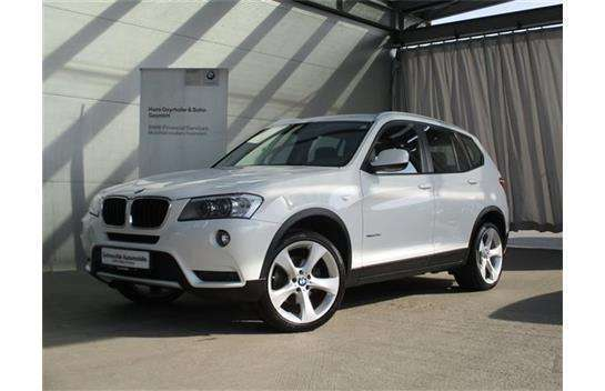 verkauft bmw x3 xdrive20d gebraucht 2013 km in wels. Black Bedroom Furniture Sets. Home Design Ideas