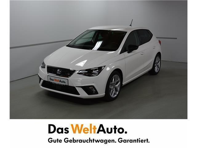 verkauft seat ibiza fr ecotsi gebraucht 2017 km in. Black Bedroom Furniture Sets. Home Design Ideas